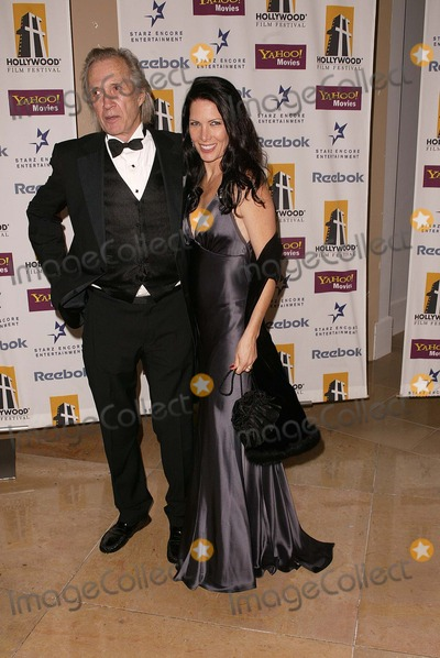 Annie Bierman Photo - David Carradine and Annie Bierman at the 8th Annual Hollywood Film Festival Hollywood Awards Gala Ceremony Beverly Hilton Hotel Beverly Hills CA 10-18-04