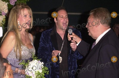 Andrew Dice Clay Photo -  Andrew Dice Clay Rodney Dangerfield and Joan Child at the premiere of My 5 Wives in Santa Monica 08-28-00