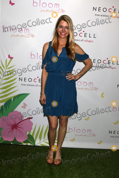 Jamie Anderson Photo - Jamie Anderson Actressat the Bloom Summit Beverly Hilton Hotel Beverly Hills CA 06-02-18