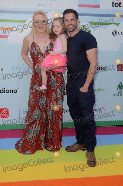 Adrienne Frantz Photo - Adrienne Frantz Scott Baileyat the 7th Annual Celebrity Red Carpet Event by New Bloom Media benefiting Baby2Baby presented by Step2 Sony Studios Culver City CA 09-22-18
