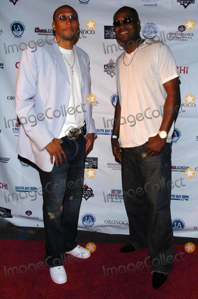 Antoine Walker Photo - Shawn Marion and Antoine Walkerat A Midsummer Nights Glam Jam Fashion Show House of Blues West Hollywood CA 07-08-06
