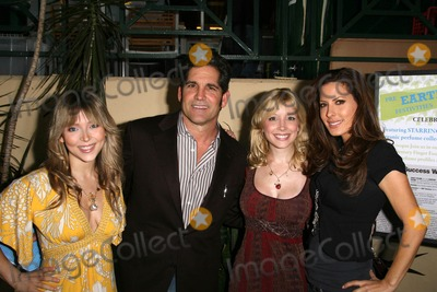 Ashley Peldon Photo - Ashley Peldon and Grant Cardone with Courtney Peldon and Kerri Kasem at the Launch party for Starring Fragrances and Charmed Jewelry benefitting Tree People Whole Foods Lifestyle Store Los Angeles CA 04-21-08