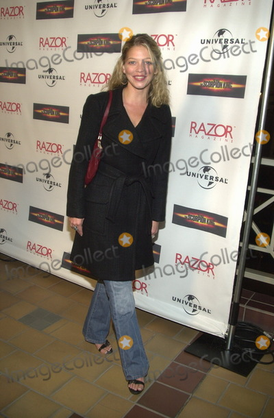 Amanda Detmer Photo - Amanda Detmer at the launch party for the DVD release of Universals The Scoprion King at the Virgin Megastore West Hollywood CA 09-30-02