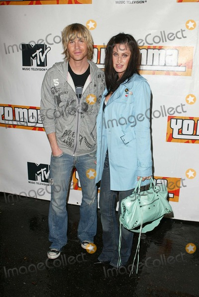 Ashley Parker Photo - Ashley Parker Angel and friendat the Premiere Party for MTVs Yo Momma Privilege West Hollywood CA 03-20-06