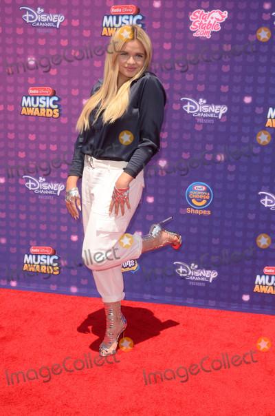 Alli Simpson Photo - Alli Simpsonat the Radio Disney Music Awards Microsoft Theater Los Angeles CA 04-30-16