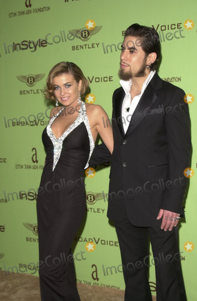 Elton John Photo - Carmen Electra and David Navaro at the Sir Elton Johns 12th Annual Academy Awards Viewing Party in West Hollywood CA 02-29-04