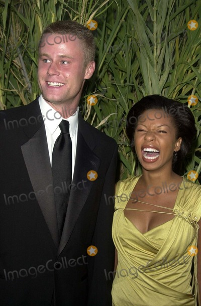 Angel Parker Photo - Eric Nenninger and wife Angel Parker at the Los Angeles Premiere of United Artists Jeepers Creepers 2 at the Egyptian Theater Hollywood CA 08-25-03