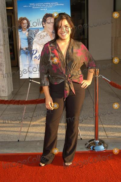 America Ferrera Photo - America Ferrera at Passionada Premiere Cinerama Dome Hollywood Calif 08-14-03