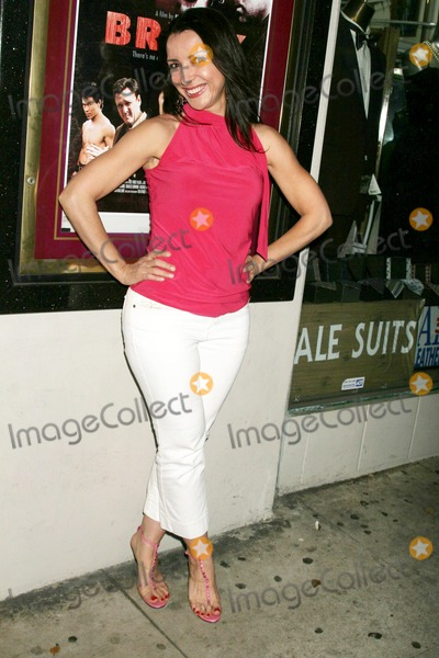 Anastasia Fontaines Photo - Anastasia Fontainesat a Special Industry Screening of Break Laemmles Music Hall 3 Beverly Hills CA 05-01-09