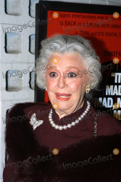 Ann Rutherford Photo - Ann Rutherford at the 40th anniversary of the Cinerama Dome and also of Its A Mad Mad Mad Mad World at the Cinerama Dome Hollywood CA 10-16-03