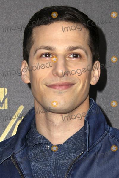 Andy Samberg Photo - Andy Sambergat the 2016 MTV Movie Awards Warner Bros Studios Burbank CA 04-09-16