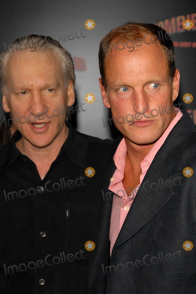 Bill Maher Photo - Bill Maher and Woody Harrelson at the Los Angeles Premiere of Zombieland Graumans Chinese Theatre Hollywood CA 09-23-09