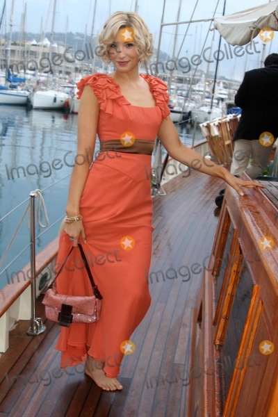 Alexandra Fulton Photo - Alexandra Fulton at the Cedar Lane Yacht Party Cedar Lane Yacht Cannes France 05-18-08