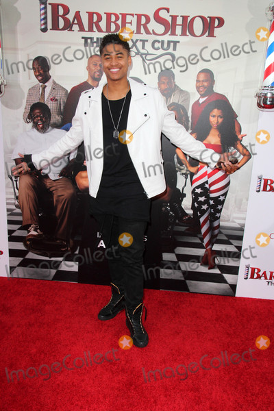 Torion Sellers Photo - Torion Sellersat the Barbershop The Next Cut Premiere TCL Chinese Theater Hollywood CA 04-06-16