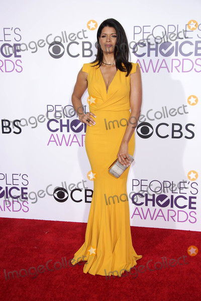 Andrea Navedo Photo - Andrea Navedoat the 42nd Annual Peoples Choice Awards Arrivals Microsoft Theater Los Angeles CA 01-18-17