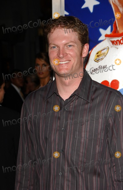 Dale Earnhardt Jr Photo - Dale Earnhardt Jrat the Premiere Of Talladega Nights The Ballad Of Ricky Bobby  Graumans Chinese Theatre Hollywood CA 07-26-06