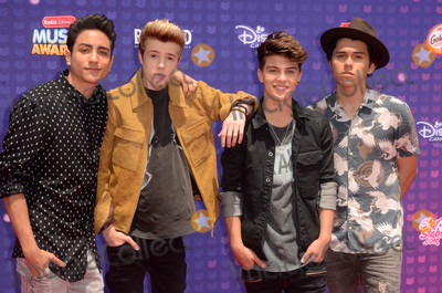 New District Photo - LOS ANGELES - APR 29  New District at the 2016 Radio Disney Music Awards at the Microsoft Theater on April 29 2016 in Los Angeles CA