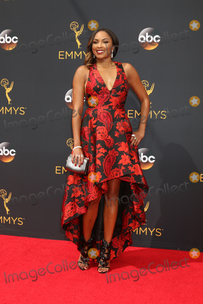 Alicia Quarles Photo - LOS ANGELES - SEP 18  Alicia Quarles at the 2016 Primetime Emmy Awards - Arrivals at the Microsoft Theater on September 18 2016 in Los Angeles CA
