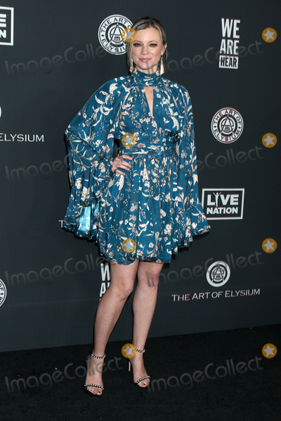 Amy Smart Photo - LOS ANGELES - JAN 4  Amy Smart at the Art of Elysium Gala - Arrivals at the Hollywood Palladium on January 4 2020 in Los Angeles CA