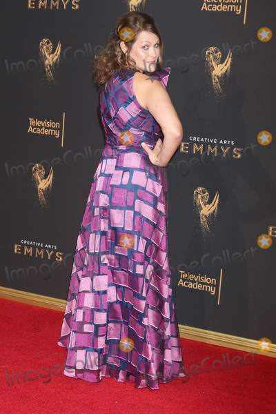 Amber Nash Photo - LOS ANGELES - SEP 9  Amber Nash at the 2017 Creative Emmy Awards at the Microsoft Theater on September 9 2017 in Los Angeles CA