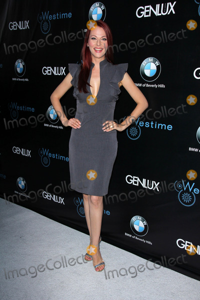 Anna Easteden Photo - LOS ANGELES - SEP 14  Anna Easteden at the Genlux Rodeo Drive Festival of Watches and Jewelry at Rodeo Drive on September 14 2014 in Beverly Hills CA