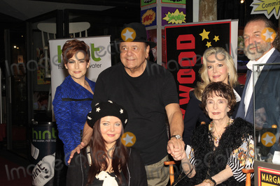 Margaret OBrien Photo - LOS ANGELES - MAR 1  Carolyn Hennessy Dee Dee Sorvino Paul Sorvino Margaret OBrien Darby Hinton at the 15TH Awards Media Welcome Center at Hollywood Museum on March 1 2018 in Los Angeles CA