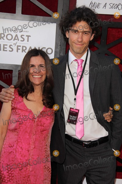 Tom Franco Photo - LOS ANGELES - AUG 25  Betsy Lou Franco Tom Franco at the Comedy Central Roast Of James Franco at the Culver Studios on August 25 2013 in Culver City CA
