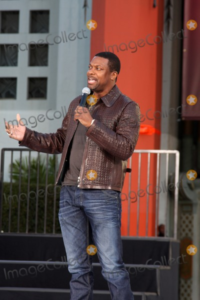 The Jacksons Photo - LOS ANGELES - JAN 26  Chris Tucker performs at the Michael Jackson Immortalized  Handprint and Footprint Ceremony at Graumans Chinese Theater on January 26 2012 in Los Angeles CA