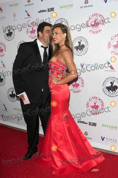 Natalie Burn Photo - LOS ANGELES - OCT 8  Jason Davis Natalie Burn at the 2016 Carousel Of Hope Ball at the Beverly Hilton Hotel on October 8 2016 in Beverly Hills CA