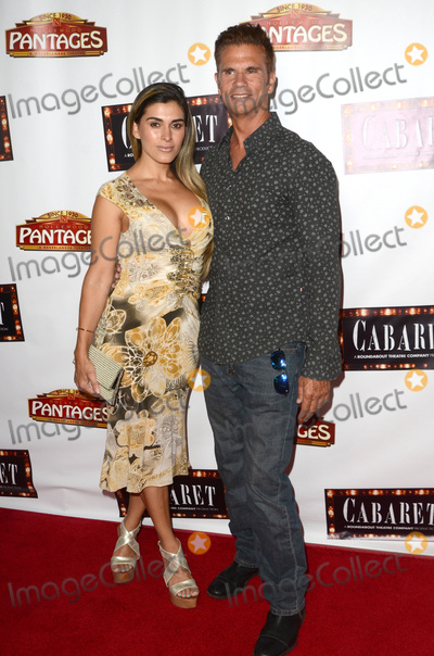 Lorenzo Lamas Photo - LOS ANGELES - JUL 20  Shawna Craig Lorenzo Lamas at the Cabaret Opening Night at the Pantages Theater on July 20 2016 in Los Angeles CA