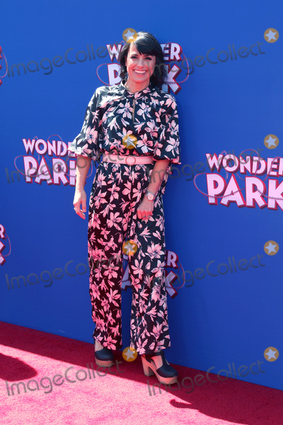 Constance Zimmer Photo - LOS ANGELES - MAR 10  Constance Zimmer at the Wonder Park Premiere at the Village Theater on March 10 2019 in Westwood CA