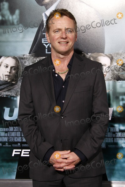 Aidan Quinn Photo - LOS ANGELES - FEB 16  Aidan Quinn arrives at the Unknown Premiere at Village Theater on February 16 2011 in Westwood CA