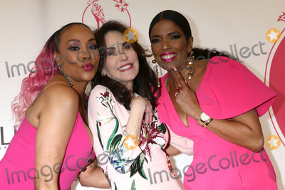 Areva Martin Photo - LOS ANGELES - MAY 19  Vivica A Fox Robin McGraw Areva Martin at the 11th Annual A Pink Pump Affair at the Beverly Hilton Hotel on May 19 2019 in Beverly Hills CA