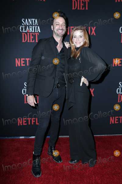 Annie Wersching Photo - LOS ANGELES - MAR 28  Stephen Full Annie Wersching at the Santa Clarita Diet Season 3 Premiere at the Hollywood Post 43 on March 28 2019 in Los Angeles CA