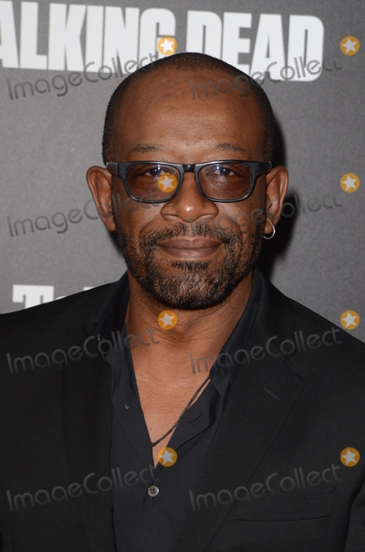 Lenny James Photo - LOS ANGELES - OCT 23  Lennie James at the AMCs Special Edition of Talking Dead at Hollywood Forever Cemetary on October 23 2016 in Los Angeles CA