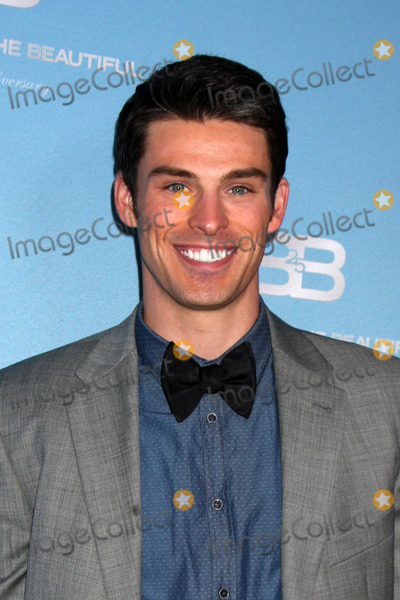 Adam Gregory Photo - LOS ANGELES - MAR 10  Adam Gregory arrives at the Bold and Beautiful 25th Anniversary Party at the Perch Resturant on March 10 2012 in Los Angeles CA
