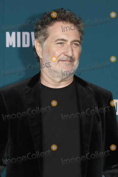 Harald Kloser Photo - LOS ANGELES - NOV 5  Harald Kloser at the Midway Premiere at the Village Theater on November 5 2019 in Westwood CA