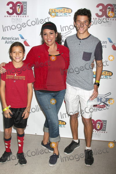 Adrian Gonzalez Photo - LOS ANGELES - NOV 7  Diana Maria Riva at the Adrian Gonzalezs Bat 4 Hope Celebrity Softball Game PADRES Contra El Cancer at the Dodger Stadium on November 7 2015 in Los Angeles CA