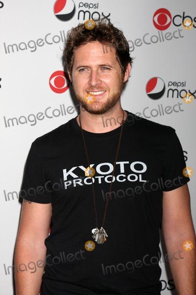 AJ Buckley Photo - AJ Buckleyarriving at the CBS Fall Preveiw PartyMy House  ClubLos Angeles CASeptember 16 2009