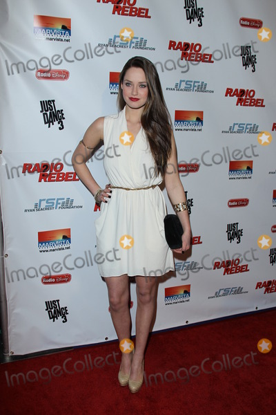 Allie Bertram Photo - LOS ANGELES - FEB 15  Allie Bertram arrives at the RADIO REBEL Telefilm Premiere at the AMC CityWalk Stadium 19 on February 15 2012 in Los Angeles CA