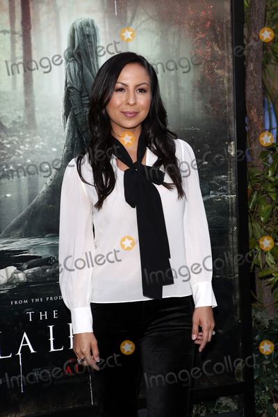 Anjelah Johnson Photo - LOS ANGELES - APR 15  Anjelah Johnson at the The Curse Of La Llorona Premiere at the Egyptian Theater on April 15 2019 in Los Angeles CA