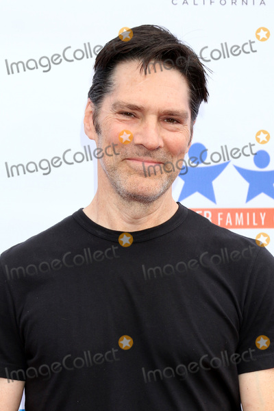 Thomas Gibson Photo - LOS ANGELES - JUN 1  Thomas Gibson at the 7th Annual Ed Asner Poker Tournament at the CBS Studio Center on June 1 2019 in Studio City CA