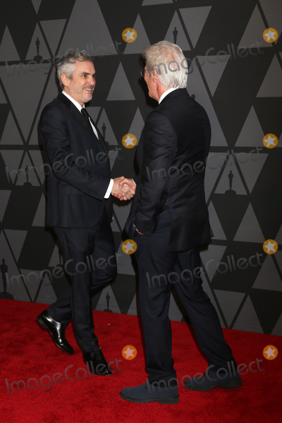 Alfonso Cuaron Photo - LOS ANGELES - NOV 11  Alfonso Cuaron Richard Gere at the AMPAS 9th Annual Governors Awards at Dolby Ballroom on November 11 2017 in Los Angeles CA