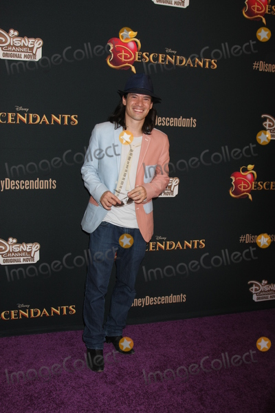 Chucky Photo - LOS ANGELES - JUL 24  Charles Chucky Klapow at the Descendants Premiere Screening at the Walt Disney Studios on July 24 2015 in Burbank CA