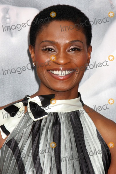 Aisha Hinds Photo - Adina Porter  arriving at the True Blood Season 2 Premiere Screening at the Paramount Theater  at Paramount Studios in  Los Angeles  CA on June 9 2009
