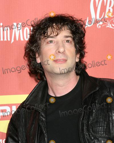 Neil Gaiman Photo - Neil GaimanSpike TVs Scream 2007 AwardsThe Greek TheaterLos Angeles  CAOctober 19 2007