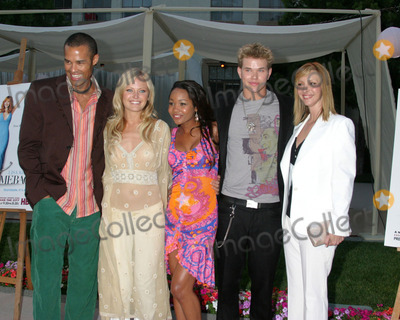 Kimberly Williams Photo - The Comback Cast     Jason Olive Malin Ackerman Kimberly Kevon WIlliams      Kellan Lutz and Lisa KudrowThe Comeback PremiereHBO SeriesLos Angeles CAJune 1 2005