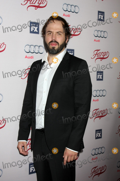 Angus Sampson Photo - LOS ANGELES - OCT 7  Angus Sampson at the Fargo Season 2 Premiere Screening at the ArcLight Hollywood Theaters on October 7 2015 in Los Angeles CA