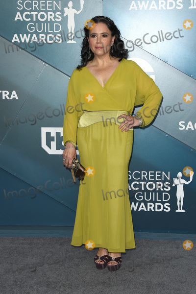 Alex Borstein Photo - LOS ANGELES - JAN 19  Alex Borstein at the 26th Screen Actors Guild Awards at the Shrine Auditorium on January 19 2020 in Los Angeles CA