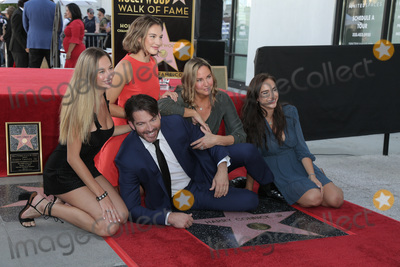 Harry Connick Jr Photo - LOS ANGELES - OCT 24  Georgia Connick Sarah Connick Charlotte Connick Harry Connick Jr Jill Goodacre at the Harry Connick Jr Star Ceremony on the Hollywood Walk of Fame on October 24 2019 in Los Angeles CA